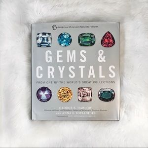 Other - Gems & Crystals Book